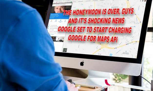Developers react to changes in Google Maps API : Outrageous, Insane, Shocking.